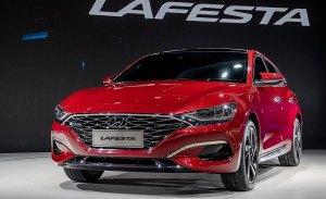 Hyundai Lafesta: debuta en sociedad un nuevo sedán de líneas deportivas