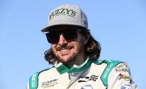 J. R. Hildebrand, segundo piloto de Dreyer & Reinbold en la Indy 500