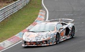 El Lamborghini Aventador SuperVeloce Jota hace temblar Nürburgring