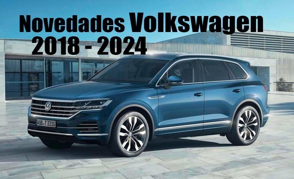 volkswagen lanzar u00e1 una ofensiva de nuevos modelos hasta 2024