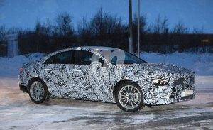 Mercedes CLA: el primer vídeo de la segunda generación