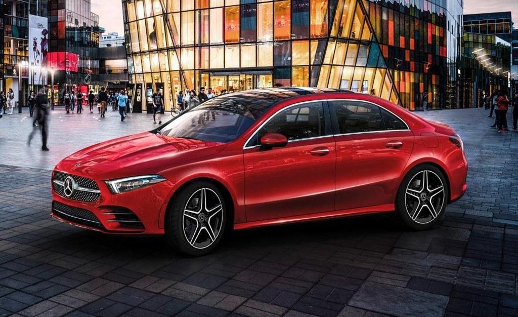 Mercedes Clase A Sports Sedán L Todas Las Imágenes Y Datos Antes De Su Presentación Motor Es