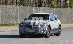 Mercedes EQC: el primer SUV eléctrico de Mercedes en movimiento