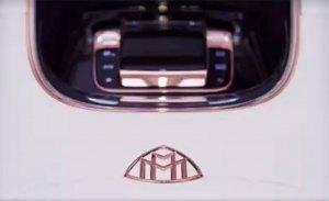 Mercedes-Maybach ofrece un adelanto del concept que presentarán en Pekín