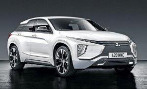 El Mitsubishi Lancer volverá a la vida, pero como un SUV