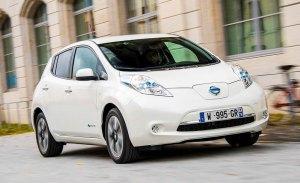 Nissan pone en marcha el programa de intercambio de baterías del Leaf