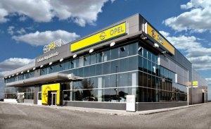 Opel cancelará su red de concesionarios en España