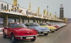 El deportivo Opel GT cumple 50 años: la historia de un éxito con sólo cinco años en producción