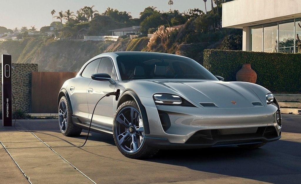 Porsche explica el dise o del nuevo mission e cross - Porche diseno ...
