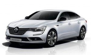 Renault Talisman Limited: una terminación que mejora lo existente