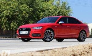 Prueba Audi S4: Deportividad lógica