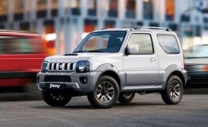 Finalizada la producción del Suzuki Jimny de tercera generación