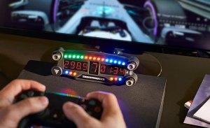 Thrustmaster lanza el BT LED Display para PlayStation 4