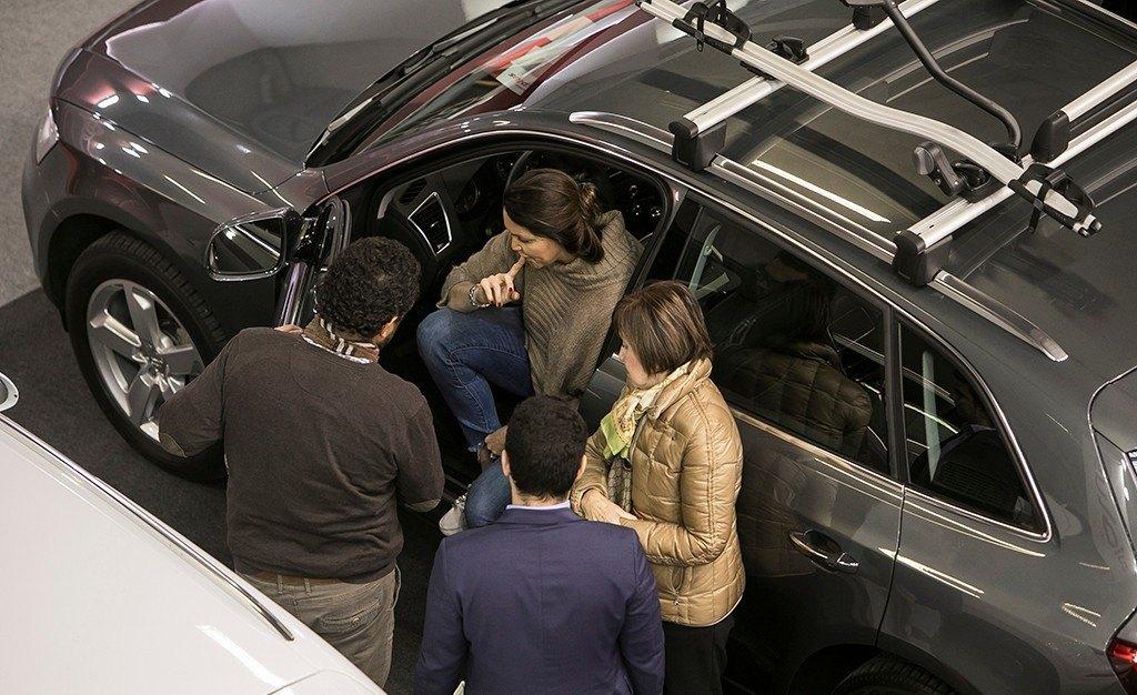 a80f4d562 Las ventas de coches de ocasión subieron un 2,5% hasta marzo de 2018 -  Motor.es