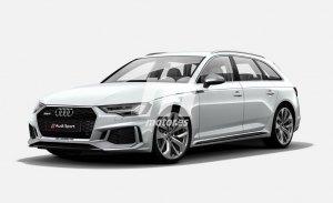 Adelantamos el diseño de la futura generación del Audi RS 6 Avant