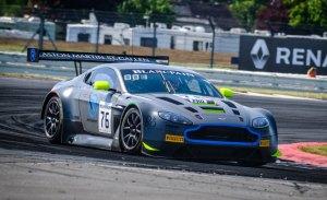 Aston Martin conquista las 3 Horas de Silverstone