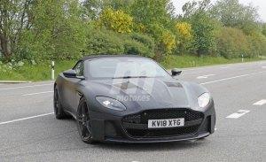 El nuevo Aston Martin DBS Superleggera Volante con más detalle
