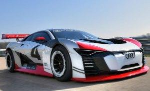 Audi plantea un superdeportivo eléctrico con baterías en estado solido