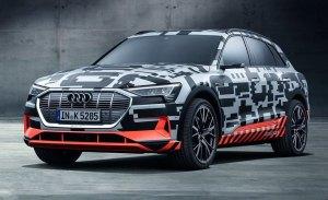 El nuevo Audi e-tron quattro tendrá una edición especial de lanzamiento