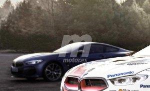 BMW adelanta oficialmente el nuevo Serie 8 libre de camuflaje