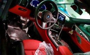 El interior del BMW Serie 8 2018 se filtra de nuevo