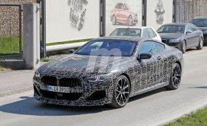BMW Serie 8: estos prototipos nos muestran todos los frontales de la gama