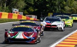 Múltiples cambios en el 'BoP' de LMGTE-Pro para Le Mans