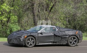 El sonido del Chevrolet Corvette C8 revela algunos secretos de su V8