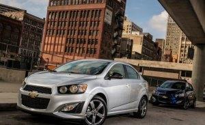 Chevrolet está trabajando en una nueva generación del Sonic