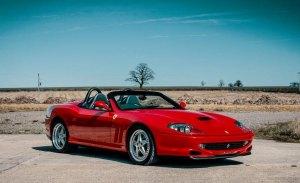 El Ferrari Owners Club GB subasta 33 Ferrari en Silverstone esta semana
