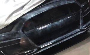 Filtrado el frontal del nuevo Mustang Shelby GT500