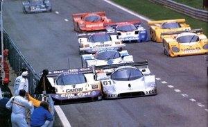 La historia de Le Mans: trufado maravilloso (1988-1991)