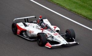 Marco Andretti coge el timón en el segundo día; Servià es noveno