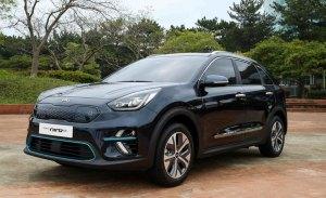 El nuevo Kia Niro EV debuta ante el público coreano