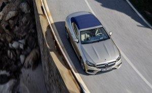 Los Mercedes Clase E Coupé y Clase E Cabrio 2019 contarán con nuevos motores desde junio