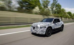 Mercedes explica las pruebas de desarrollo del nuevo EQC previas a su debut en septiembre