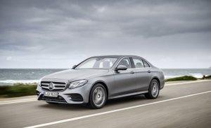 Mercedes introduce nuevos motores en los Clase E, Clase E Estate y E All Terrain