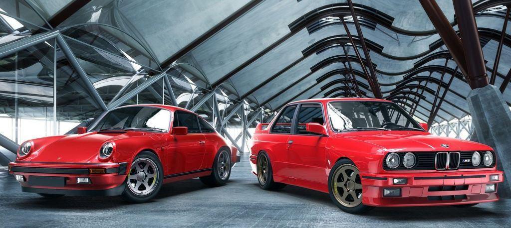 e8754d3d75 MOMO desvela unas nuevas llantas de diseño retro para deportivos clásicos