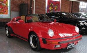 Un Porsche 911 Carrera Speedster de 1989 a estrenar en eBay