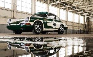 Porsche Classic restaura un 911 de competición por su 70 aniversario
