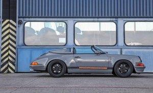 Exquisito Porsche 911 Speedster restomod de DP Motorsport