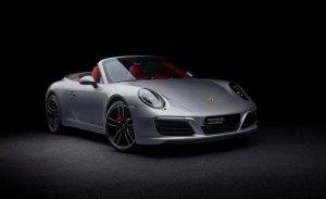 Porsche Exclusive configura un 911 Carrera S Cabriolet muy atractivo