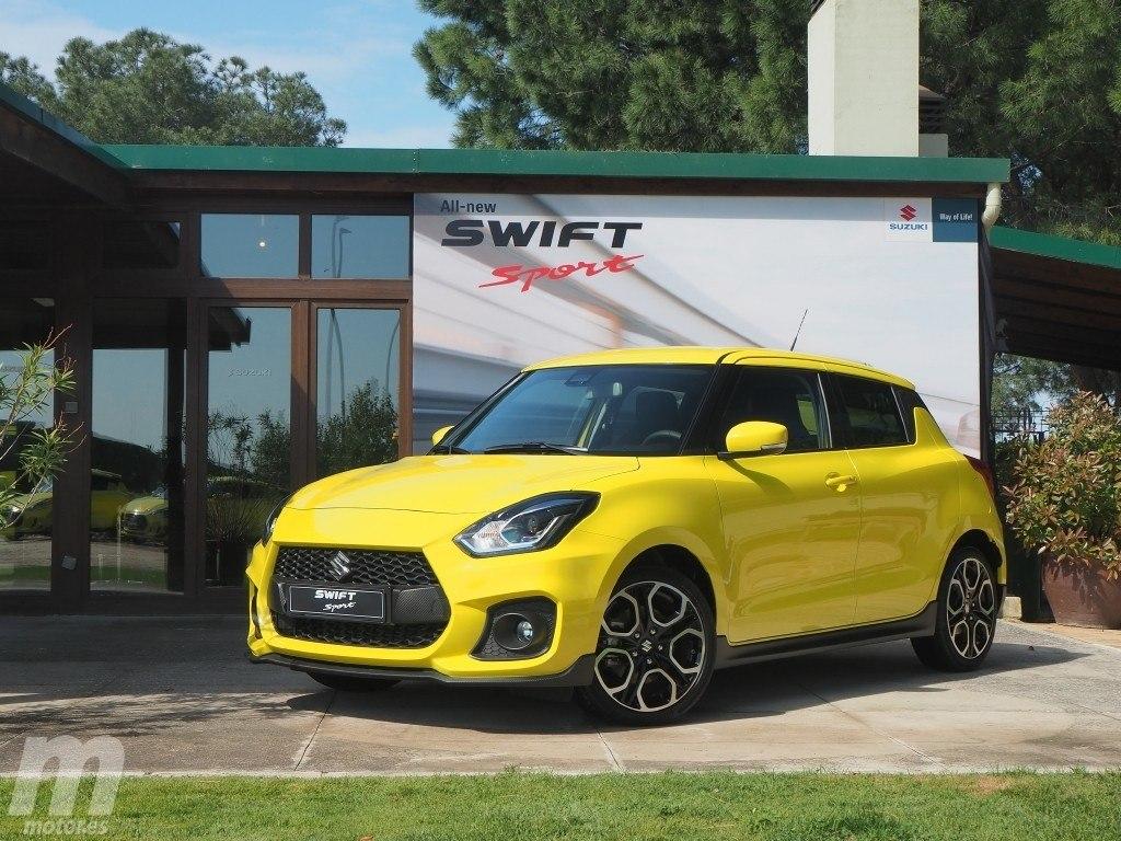 Prueba Suzuki Swift Sport 2018 Diversión Para Todos Los