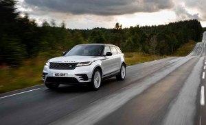 El Range Rover Velar incorpora dos nuevos motores y otras novedades