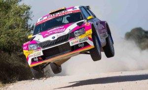 Skoda Motorsport ha vendido doscientos Skoda Fabia R5