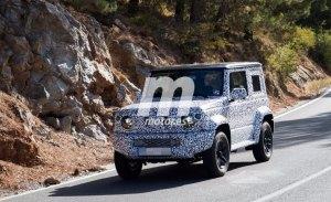 El nuevo Suzuki Jimny 2019 será desvelado en septiembre