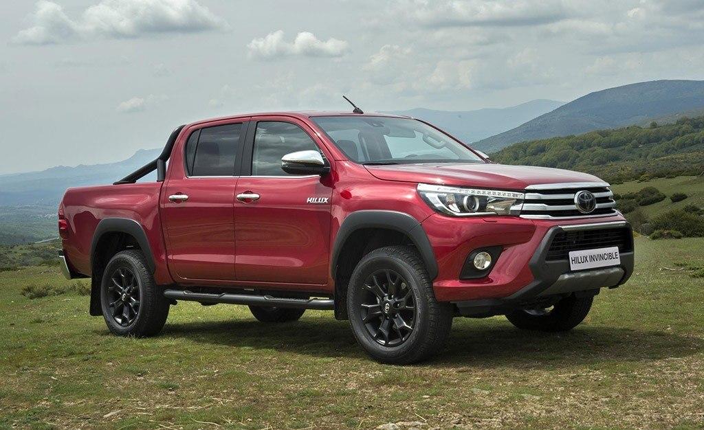 El Nuevo Toyota Hilux Invincible Ya Esta Disponible En Espana Motor Es
