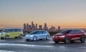 Los contratos de baterías de Volkswagen suman casi el valor completo de Tesla