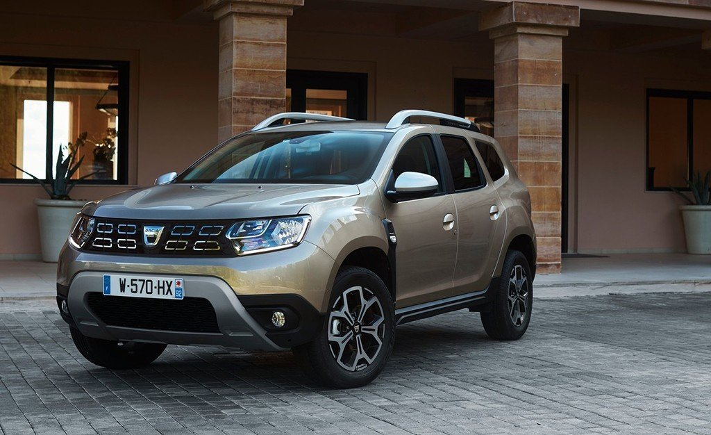 la gama del dacia duster 2018 sufre cambios adi s al. Black Bedroom Furniture Sets. Home Design Ideas