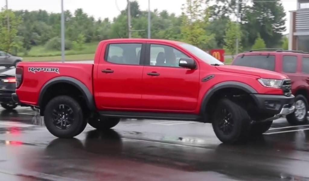 Ford Ranger Raptor: esta versión US-specs confirma el ...